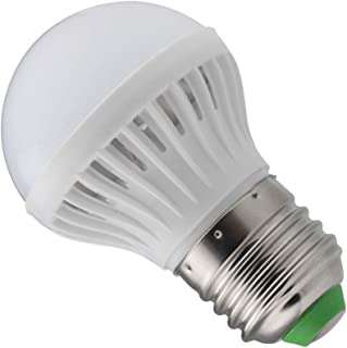 Jewtom 3W Auto-Sensing Clap Control Motion Sensor Light LED Bulbs Motion Sensor Auto Turn on Automatic Light
