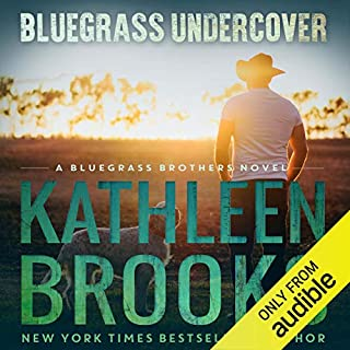 Bluegrass Undercover audiobook cover art