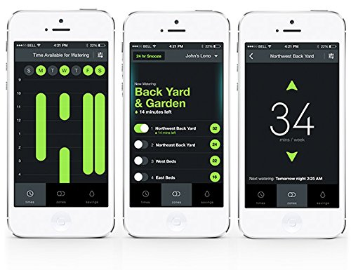 Lono Connected Smart Home Irrigation System with up to 20 Zones