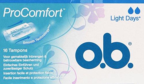 o.b. 07603 ProComfort Leichte Tage Normal 16er