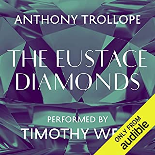 The Eustace Diamonds cover art