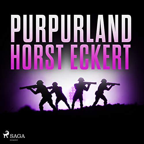 Purpurland audiobook cover art