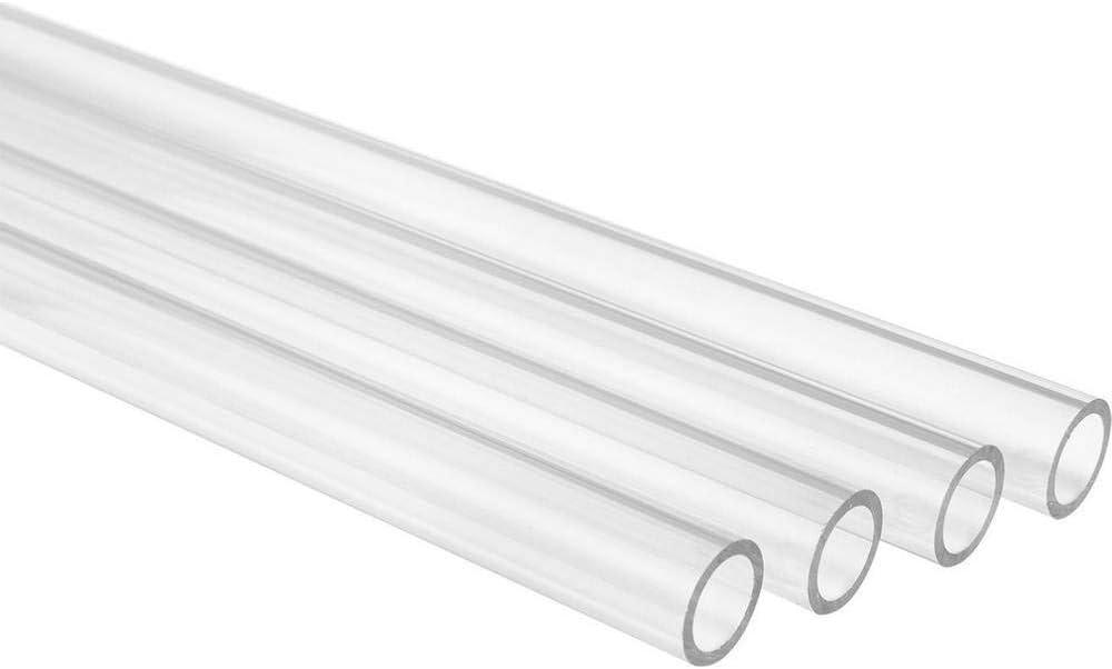 Thermaltake V de tubler petg Tube 16mm OD 1000mm 4Pack para PC Agua kühlungen Transparente