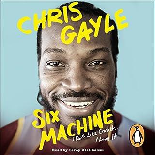 Six Machine audiobook cover art