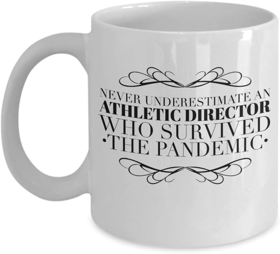 Athletic depot Director Coffee Mug Limited time cheap sale An Underestimate Never Di