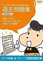 登録販売者試験対策 過去問題集(2019年度試験/ココデル虎の巻)
