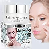 Flecken Creme, Whitening Cream, Aufhellung Creme, Altersflecken Creme, Gesicht Freckles Removal Cream Dunkle Flecken Creme gegen Pigmentflecken Altersflecken Hyperpigmentierung