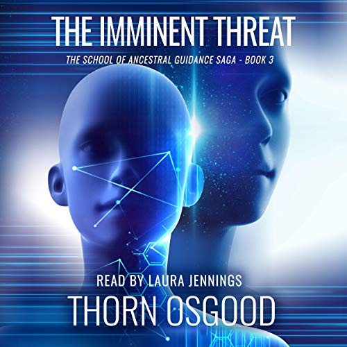 The Imminent Threat audiobook cover art