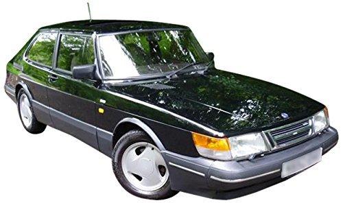 Representative 1992 900 shown. Saab