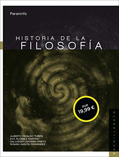 Historia de la Filosofía 2º de Bachillerato (LOMCE) - 9788428338493