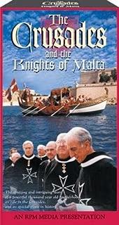 Crusades and the Knights of Malta VHS