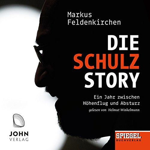 Die Schulz-Story audiobook cover art