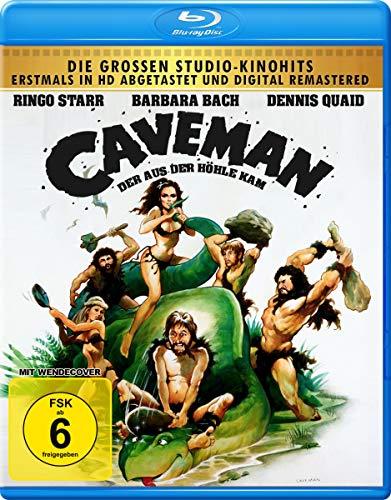 Caveman - Der aus der Höhle kam (Kinofassung/in HD neu abgetastet) [Blu-ray]