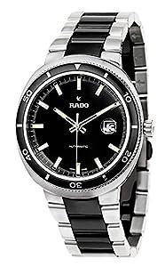 Rado D Star Black Dial Stainless Steel Mens Watch R15959152 image