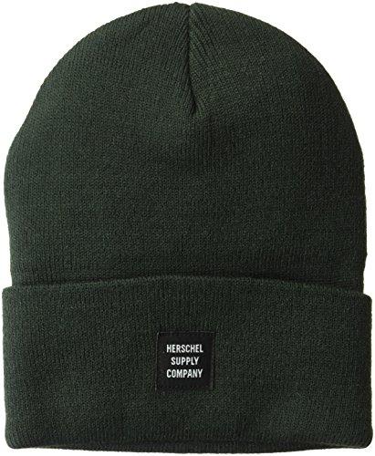 Herschel Herren Mütze Abbott Beanie - Grün - Einheitsgröße