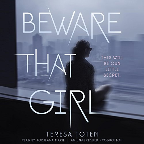 Beware That Girl audiobook cover art