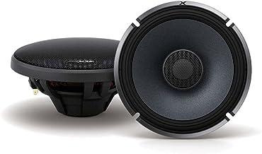 Alpine X-Series 6.5 Inch 330 Watt Coaxial 2-Way Car Audio Speakers, Pair | X-S65 photo
