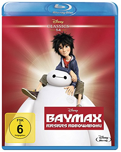 Baymax - Riesiges Robowabohu - Disney Classics [Blu-ray]