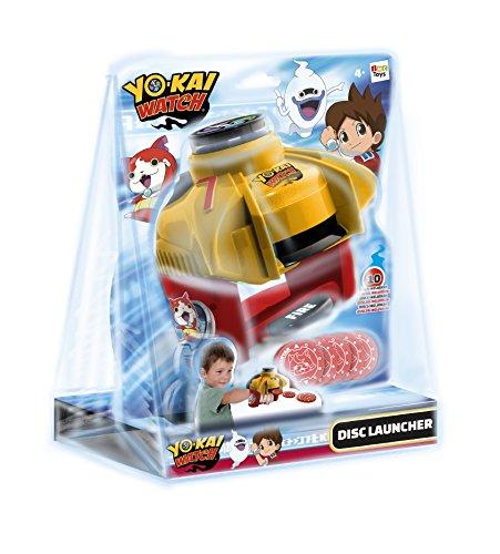 IMC Toys-Yo- Kai Watch Lanzador de Discos, (396500)