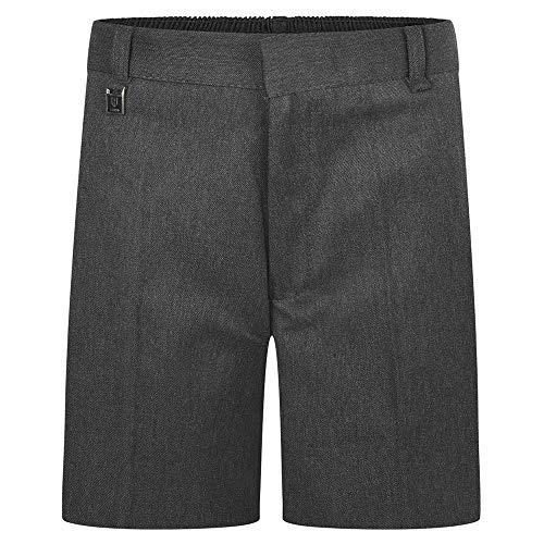 Zeco Schoolwear Pantalones Cortos de Escuela para Niños