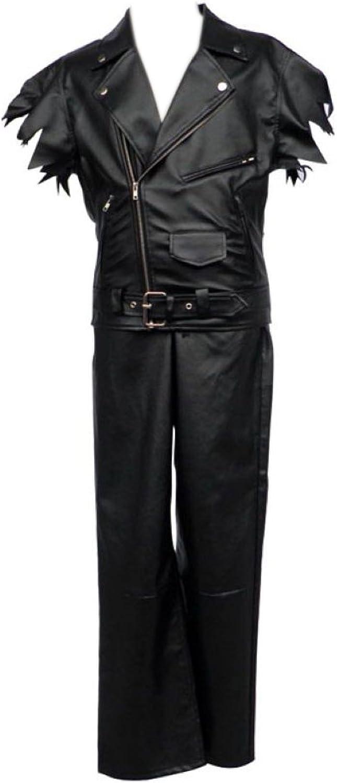 a precios asequibles Dream2Reality Street Dancing Culture Costume Outfit -Street Dancing Leather Leather Leather outfit 1st Ver Kid Talla Large (disfraz)  ahorre 60% de descuento