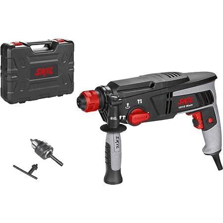 Skil F0151763AK Potente tassellatore Pneumatico a Quattro funzioni, 220 V