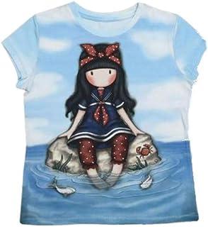 434700d049f00 Amazon.fr   gorjuss santoro - T-shirts à manches courtes   T-shirts ...