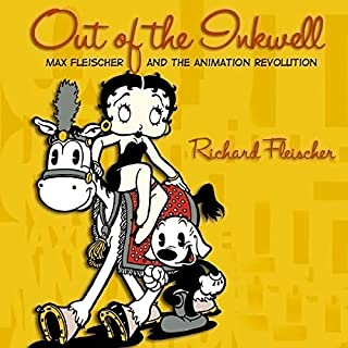 Out of the Inkwell audiobook cover art