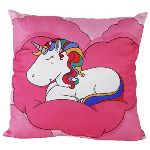Cojin Unicornio 40x40 cm