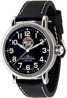 Zeno - Watch Reloj Mujer - Nostalgia XL Open Heart - 88073U-a1