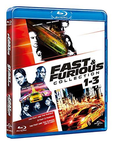 Fast & Furious 1-3 :Tuning Coll. ( Box 3 Br) (Ff+Ff2+Ff3)