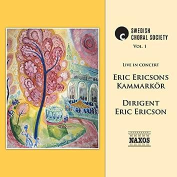Swedish Choral Society, Vol. 1