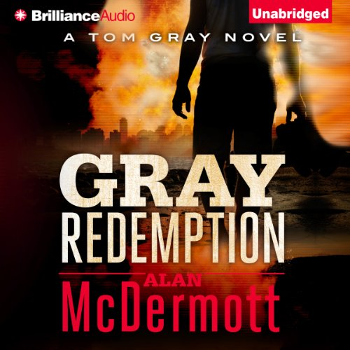 Gray Redemption audiobook cover art