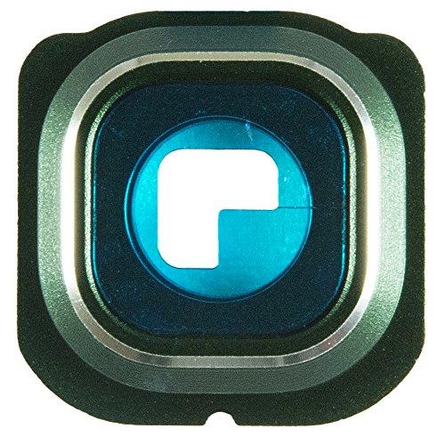 ORIGINALE SAMSUNG Camera Cover Green/Verde Per Samsung Galaxy S6EDGE G925F (Fotocamera Ring, copertura)–GH98–35867e