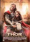 Thor - The Dark Kingdom - Chris Hemsworth - Filmposter