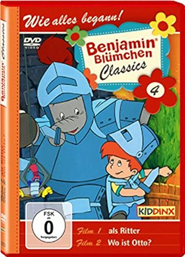 Benjamin Blümchen Classics - Benjamin als Ritter/ Wo ist Otto?