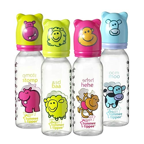 Tommee Tippee Narrow Neck Bottle, 250ml (Pack Of 3)