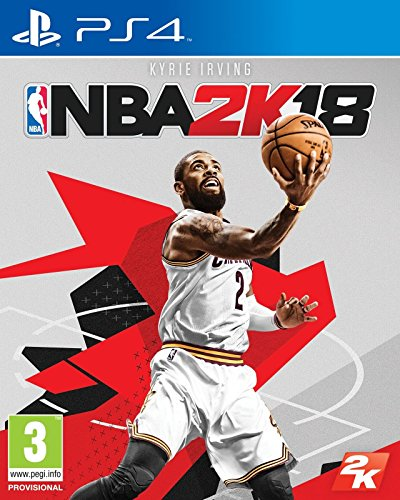NBA 2K18 (PS4) UK IMPORT REGION FREE