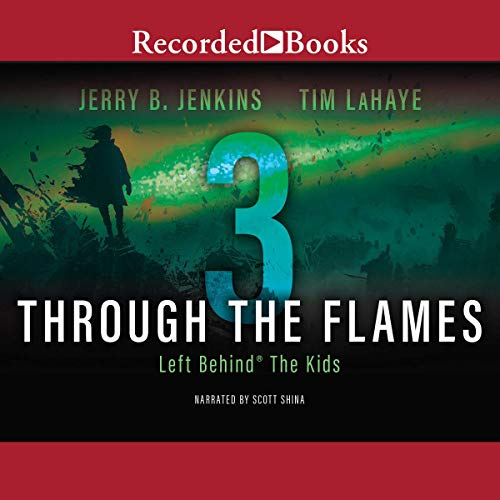 Through the Flames cover art