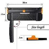 Zoom IMG-1 letion taglierina titanio scrapbooking con