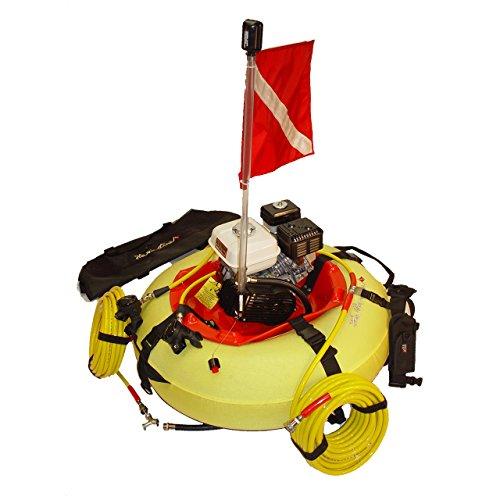 AirLine's R260-4 Hookah Dive System
