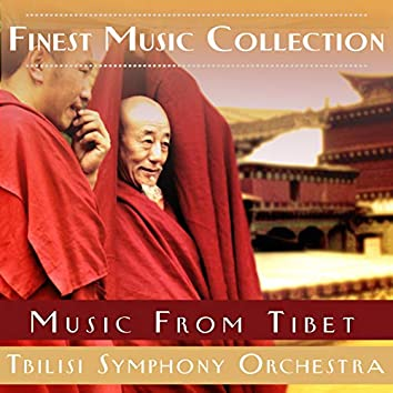 Finest Music Collection: Music From Tibet