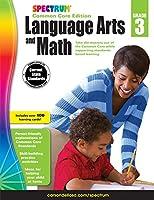 Spectrum Language Arts and Math, Grade 3: Common Core Edition