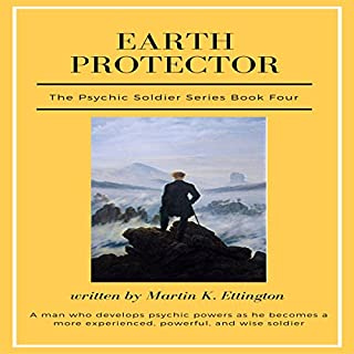 Earth Protector audiobook cover art