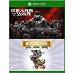 Gears of War - Ultimate Edition and Rare Replay - Xbox One (2 Pack) by Microsoft