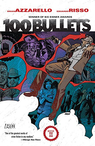 100 bullets book - 6