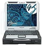 Bruni Schutzfolie kompatibel mit Panasonic ToughBook CF-31 Folie, glasklare Bildschirmschutzfolie (2X)