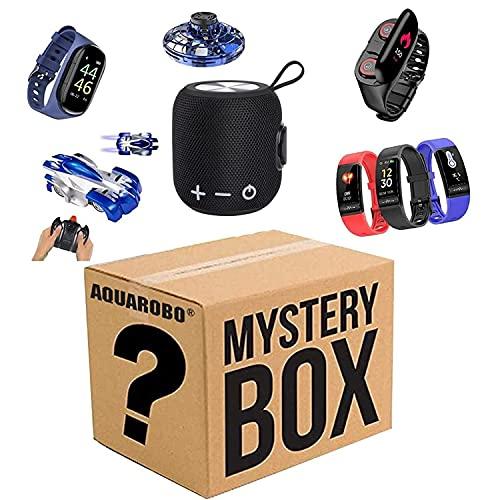 DMBF ¡Artículo Misterioso, es un Buen Regalo! Existe la Posibilidad de Abrir: los últimos teléfonos móviles, Drones, Relojes Inteligentes, etc, Todo lo Posible, Todos los artículos Son nuevos