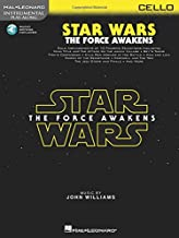 Star Wars: The Force Awakens: Cello (Instrumental Play Along)