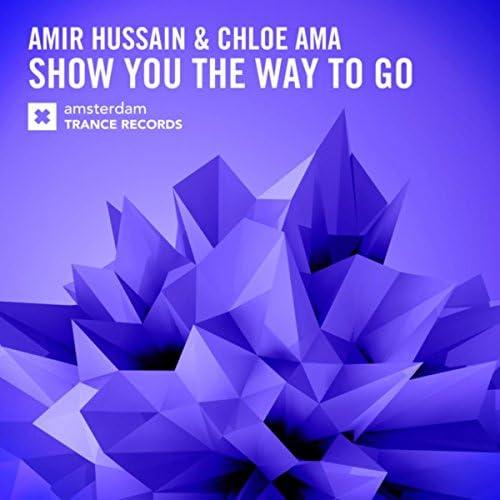 Amir Hussain & Chloe Ama